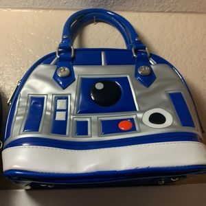 R2-D2 Loungefly dome purse